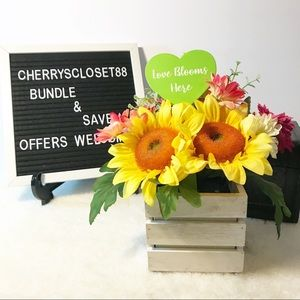 Floral crate